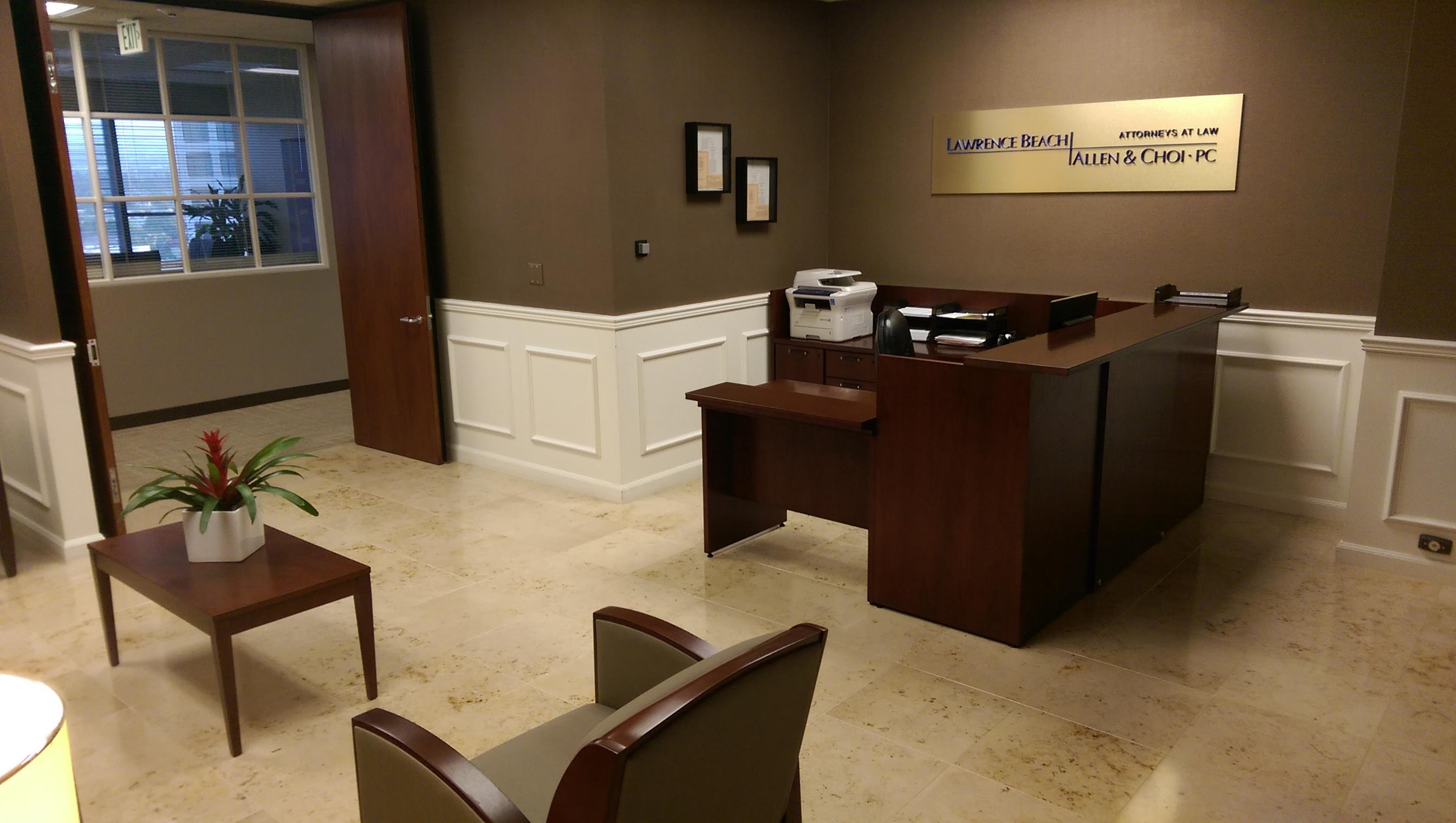 LBAC Reception Furniture 2